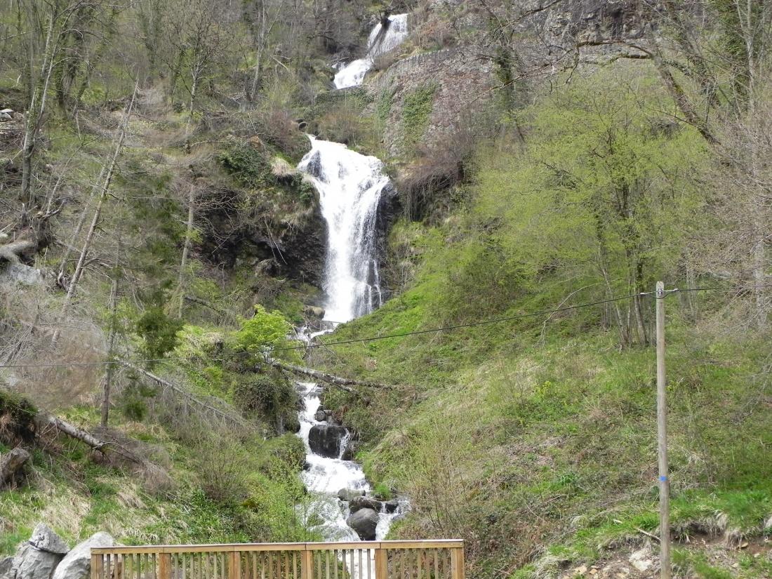La cascade de Sidonie