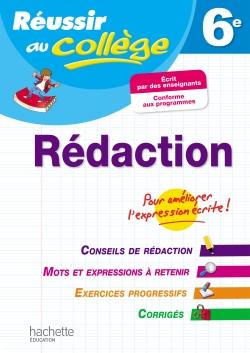 Vocabulaire et rédactions 6° et 3°
