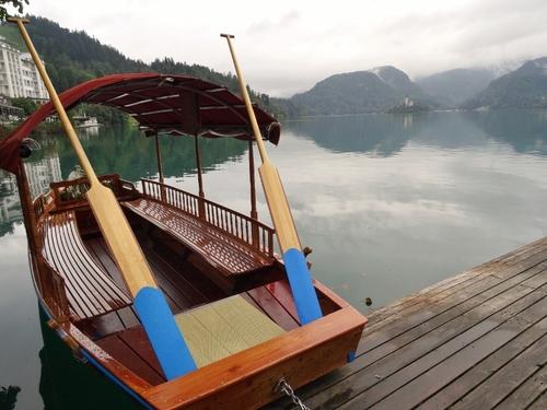 Autour du lac de Bled (photos)