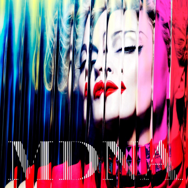 Madonna - MDNA Cover