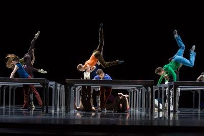dance ballet williams forsythe classical ballet