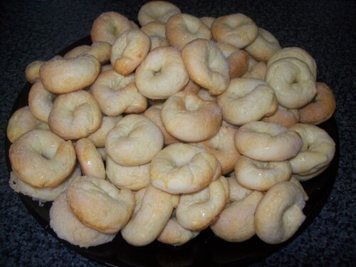 LES ROLLICOS- recette d'Oranie