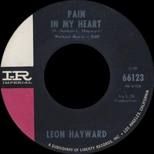 "Leon Haywood : Album "" The Mellow , Mellow Leon Haywood "" Galaxy Records 8206 [ US ]"