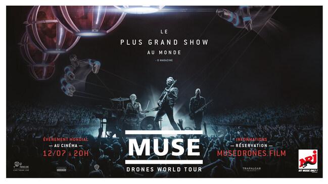 Evénément: Muse, Drones Worle Tour