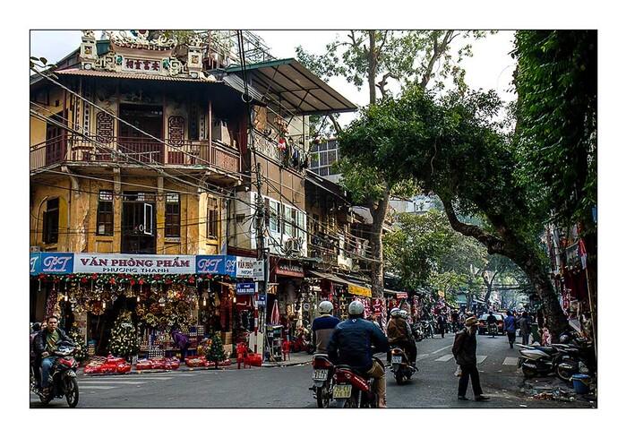 Noël à Hanoi aussi