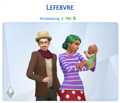 Semaine 2 - Quartier Windenburg - Foyer Munch/Lefebvre
