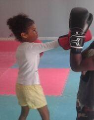 Les bienfaits de la boxe