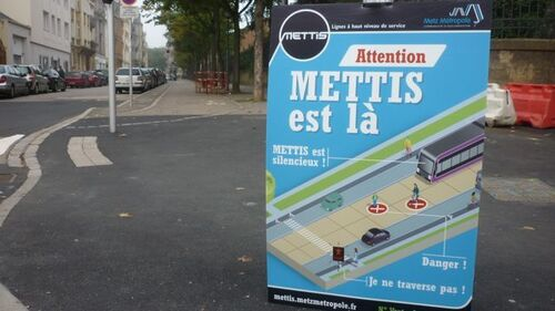 Attention, le Mettis est là !