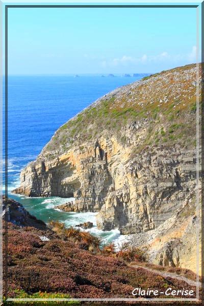 872 - L'Aber et Le Cap de la Chèvre en Presqu'île de Crozon (29)