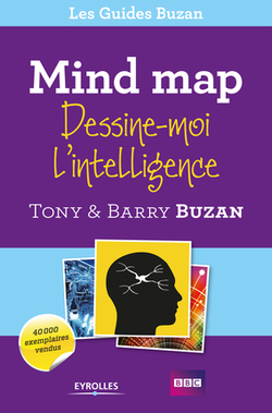 Mind-map Dessine-moi l'intelligence  T. & B. Buzan.