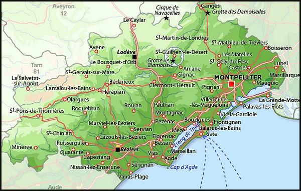 Saint-Guilhem-le-desert   (Hérault)