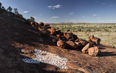 Art aborigène ...