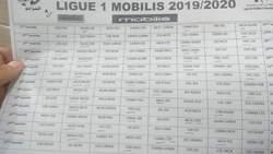 MCA Calendrier Saison 2019-2020