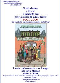 Food Coop à Murat