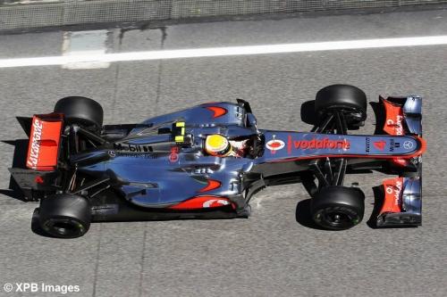GP Espagne : Qualifications - Hamilton 1°, Button 11°