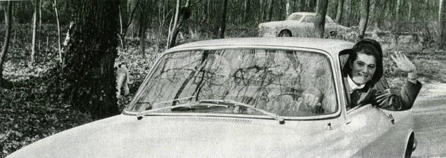 """1965 / 1966 : ALFA ROMEO """"GIULIA SPRINT"""""""