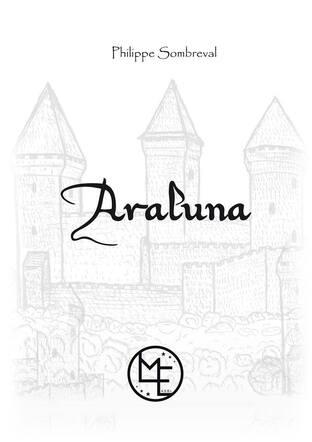 Découvrez la page de garde et 3 citations du roman graphique #Araluna (Philippe Sombreval)