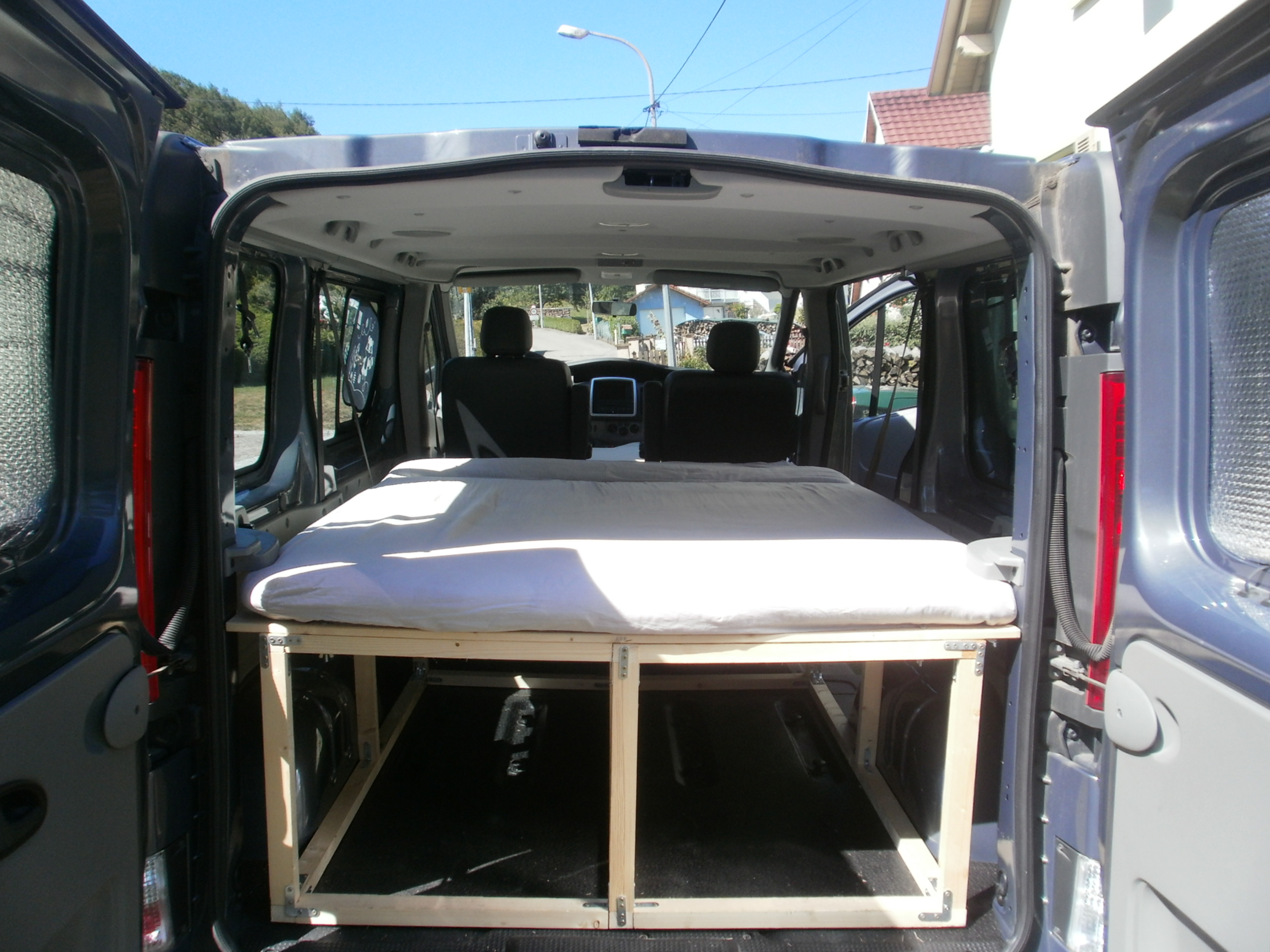 comment amenager renault master