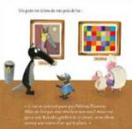 Art - Le loup qui enquêtait au musée
