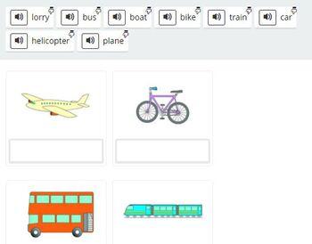CE2/3 - Transports