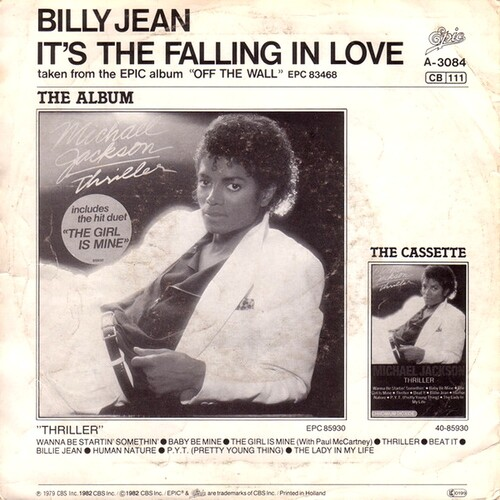 Michael Jackson - Billie Jean (1982) 02
