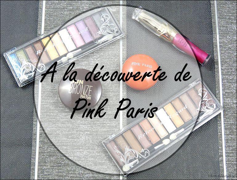 Découverte de la marque Pink Paris