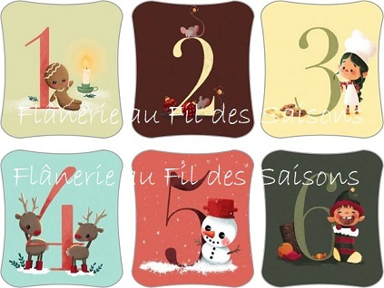 Préparons Noël ....