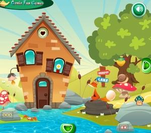 Jouer à GenieFunGames - Rescue the little elephant