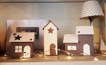 Marché de Noël chez Craft Corner