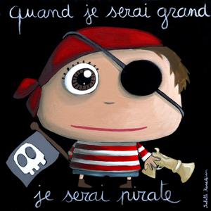 Bonnes vacances à nos petits pirates :-)