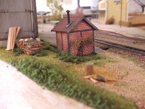 La gare de Villiers