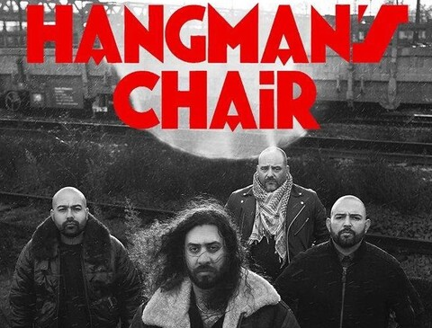 "HANGMAN'S CHAIR - ""04 09 16"" (Clip)"