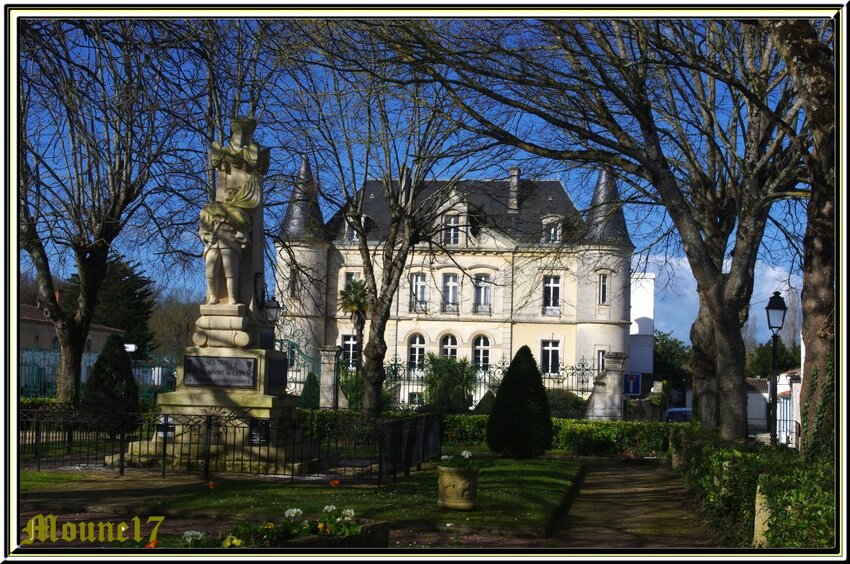 Une balade à St Georges d'Oléron