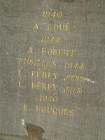 Commémorat'IFS : le monument aux morts