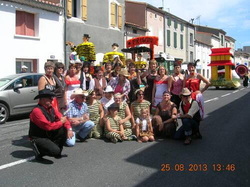 Corso Fleuri de Castelnaudary 2013