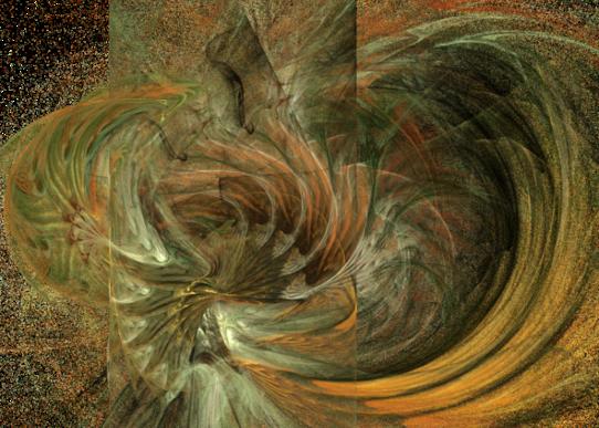 Défi 34 Tutoriel ligne ombrée colorisé par texture