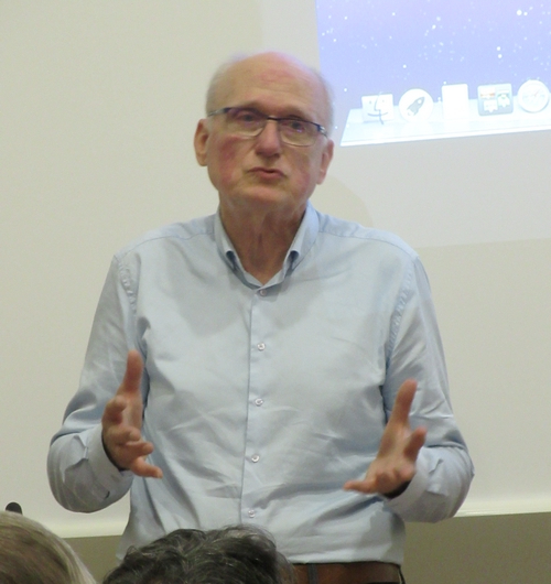 Assemblée générale 2018 de la Société Archéologique et Historique du Châtillonnais (la S.A.H.C.)