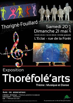 Thoréfolé'Arts