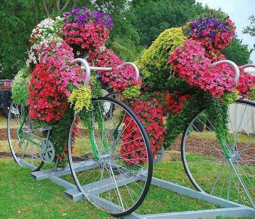 Décor floral.....