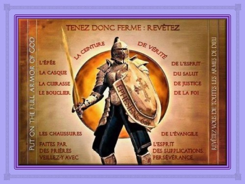 L'armure divine (1 et  2)