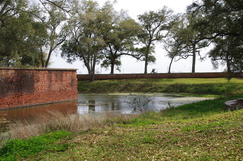 Jour 9 - le Delta du Mississipi, le lac Pontchartrain