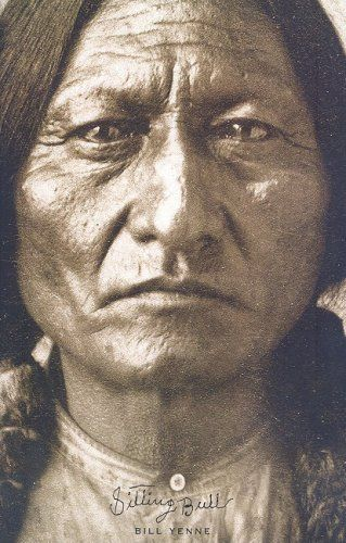 Sitting Bull Native American Indians: