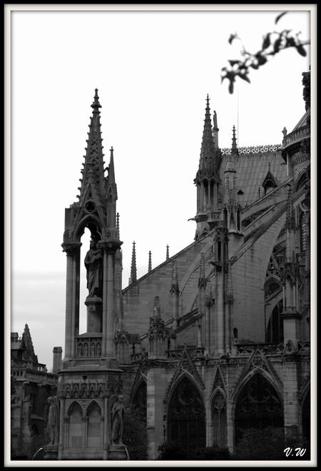 Petit aperçu de Notre-Dame