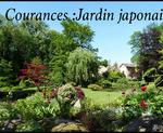 courances (91) jardin japonais