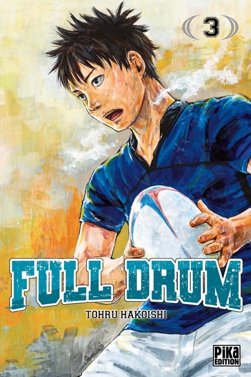 Full drum - Tome 03 - Tohru Hakoishi