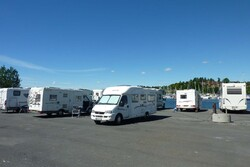 Scandinavie en camping car juin 2013
