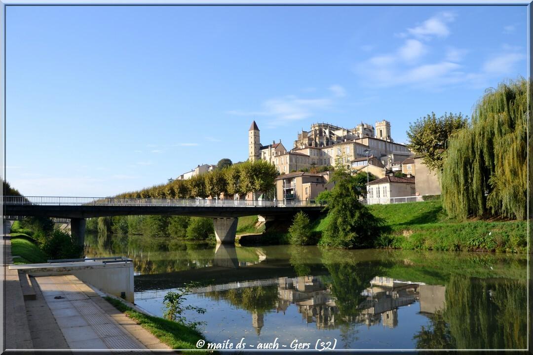Auch - Villes et villages du Gers - 32 (1)