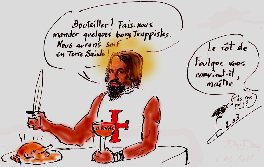 St Foulque de Neuilly