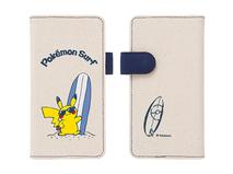 Protection téléphone Pikachu surfeur
