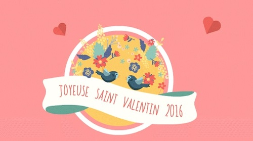 Saint-Valentin 2016 : Toutes mes recettes